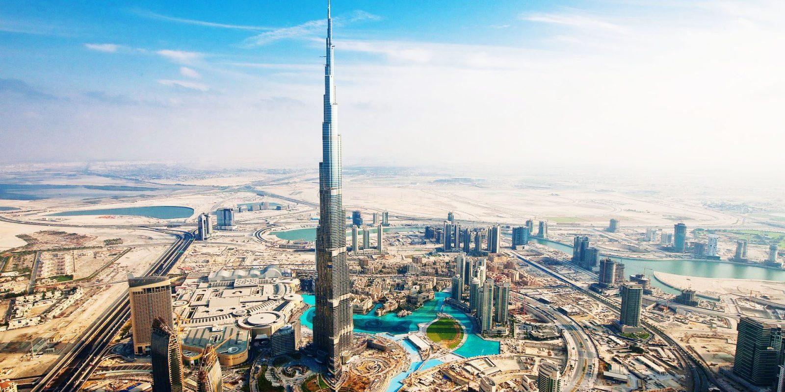 Merasakan Jadi Orang Arab di Dubai