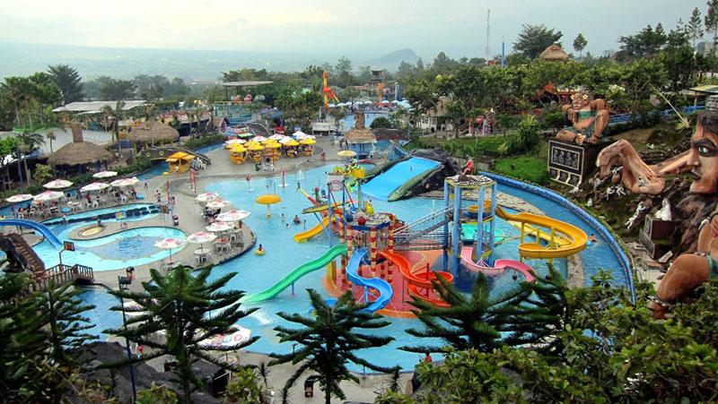 Jalan-jalan Ke Kota Batu, Malang: Jatim Park 1