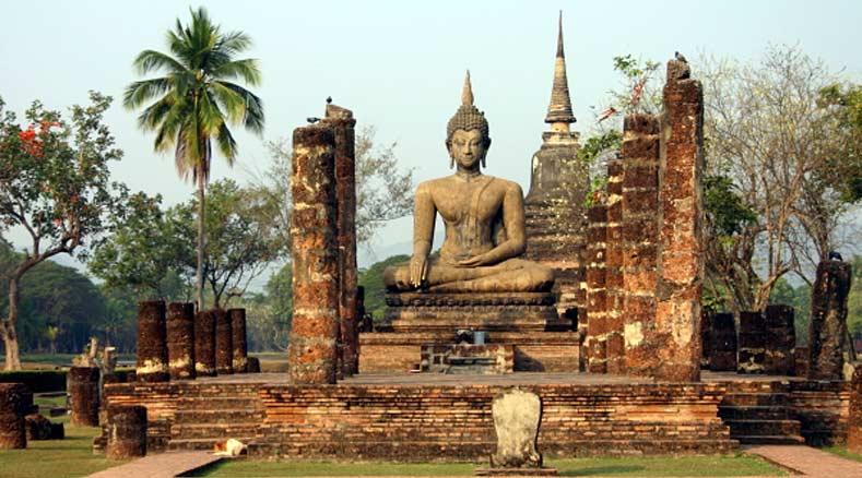 Kota Tua Sukhothai