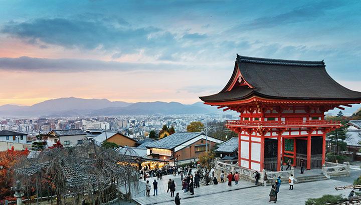 Kyoto di Jepang