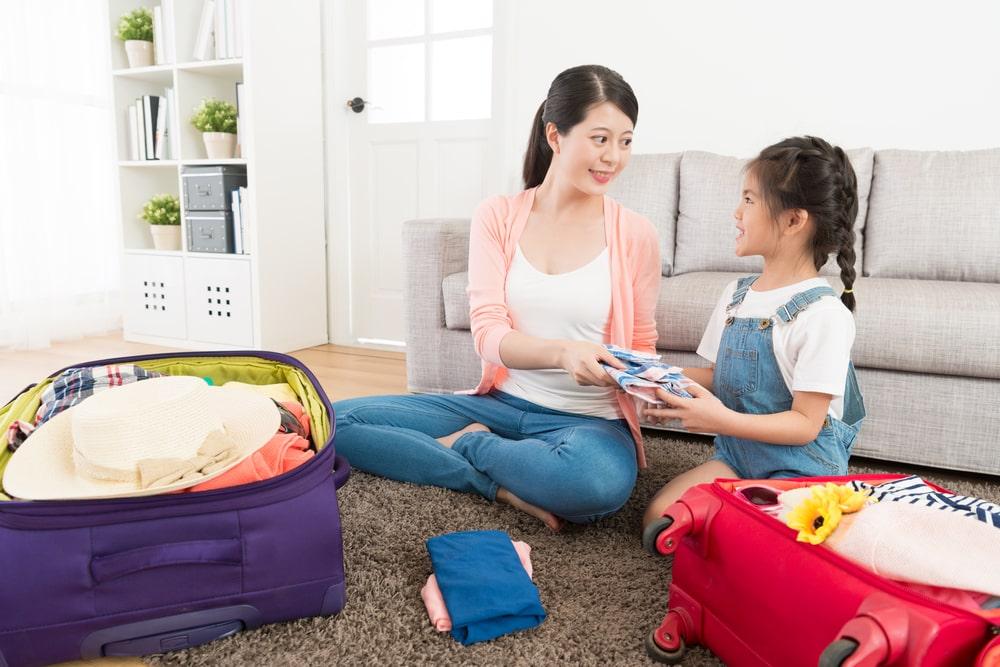 Tips Packing Untuk Travel Domestic dan International Maupun Long Haul