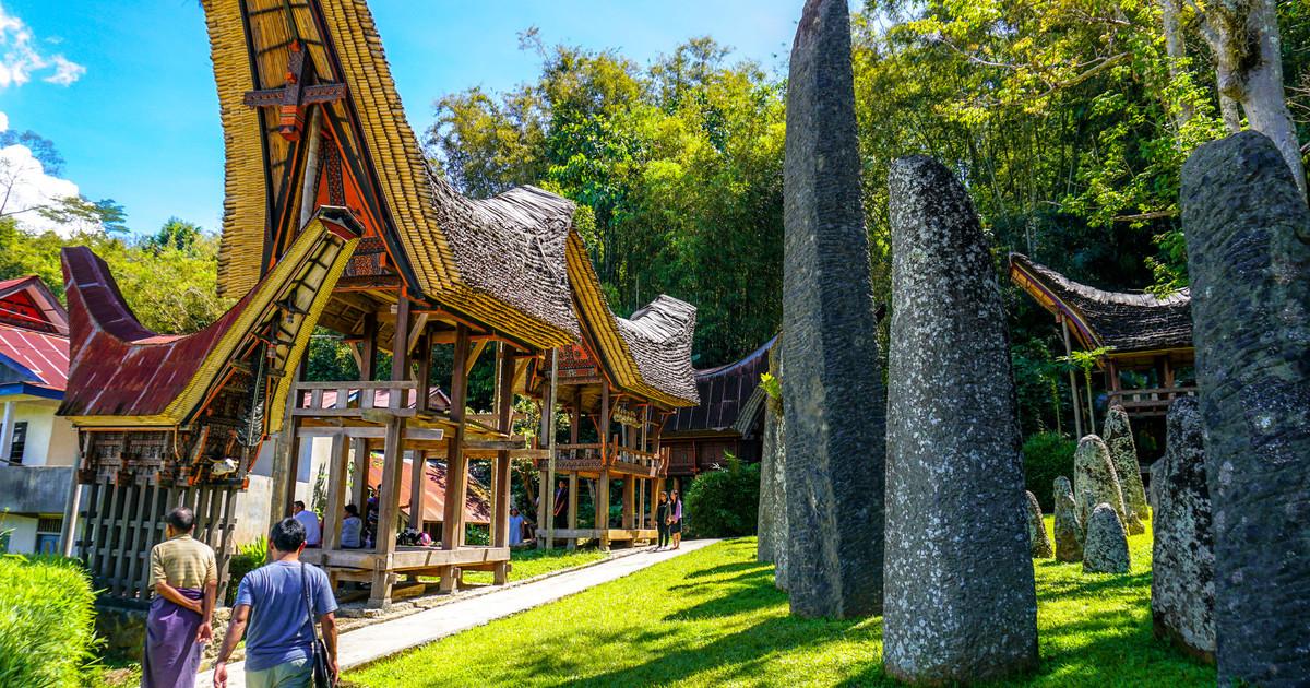 Berlibur Sebagai Wisatawan Domestic Indonesia