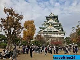 11 Tempat Wisata Terbaik di Osaka